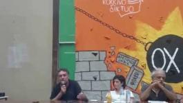 """Κώστας Μαρματάκης - """"Επιμένουμε: Ριζοσπαστικά -Αντιμνημονιακά - Αριστερά"""""""