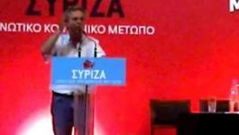 Νταβανέλλος - Κ.Ε. ΣΥΡΙΖΑ - Μάης '13