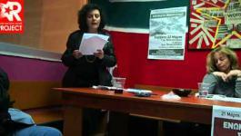 Νάντια Βαλαβάνη - Εκδήλωση ΣΥΡΙΖΑ Αργυρούπολης