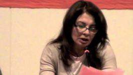 2η Συνάντηση Αντικαπιταλιστικής Αριστεράς στην Αθήνα-Γεωργία Μπαλτατζή