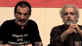 2η Συνάντηση Αντικαπιταλιστικής Αριστεράς στην Αθήνα-Μανώλης Σταθόπουλος