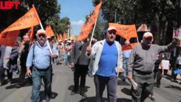 Πρωτομαγιά 2015 -πορείας της ΓΣΕΕ-ΑΔΕΔΥ