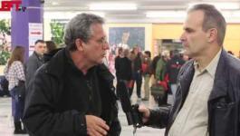 Συνδιάσκεψη ΣΥΡΙΖΑ -συνέντευξη Α. Νταβανέλος