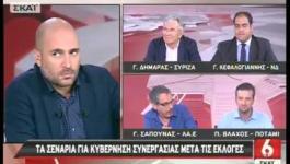 Γιώργος Σαπουνάς / Υποψήφιος βουλευτής Λαϊκής Ενότητας