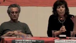 2η Συνάντηση Αντικαπιταλιστικής Αριστεράς στην Αθήνα-Ρακέλ Βαρελά