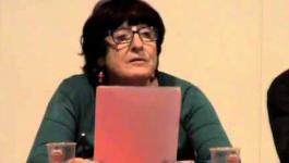 2η Συνάντηση Αντικαπιταλιστικής Αριστεράς στην Αθήνα-Ελένη Πορτάλιου