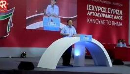 1ο Συνέδριο ΣΥΡΙΖΑ - Παναγιώτης Λαφαζάνης