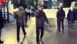 Πορεία ενάντια στα κέντρα κράτησης μεταναστών