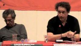 2η Συνάντηση Αντικαπιταλιστικής Αριστεράς στην Αθήνα-Γιώργος Γιαννόπουλος
